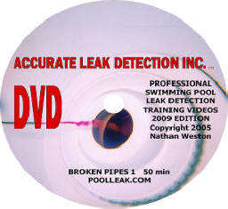 Broken swimming pool pipes 1 DVD