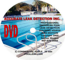 Leaks in commercial pools DVD